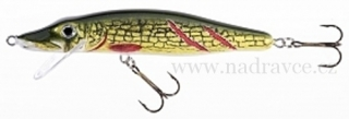 Wobler Jaxon FAT PIKE F 6g - 80 mm/0,7 - 1,3 m - VJ-PK08FPD